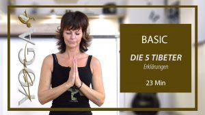 lyn yoga die 5 tibeter