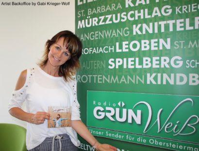 Interview bei Radio Grün-Weiss
