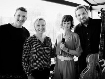 LYN VYSHER TRIO live in Seebenstein