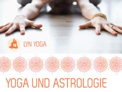 YOGA und ASTROLOGIE lebendig erfahren!
