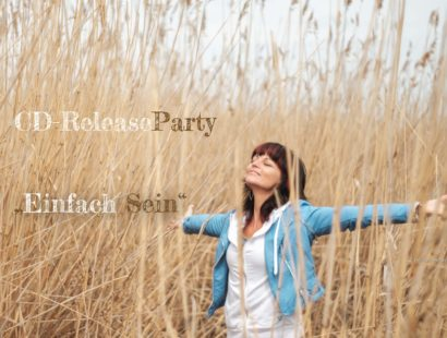 CD-Release Party am 9.11.2017 – EINFACH SEIN von LYN VYSHER