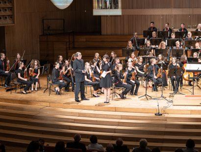 NEUROTH lädt zum Hörtestkonzert ins Brucknerhaus