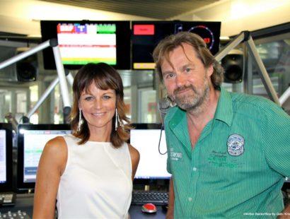 Interview Radio Salzburg mit Walter Höller