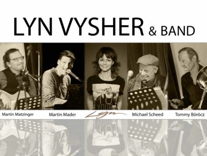 LYN VYSHER & BAND
