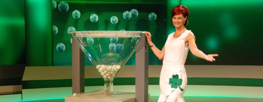 Mode für die Lottofee von Ritchie Karkowski