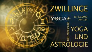 yoga und astrologie workshop 2020 mit LYN YOGA, Thema Zwillinge
