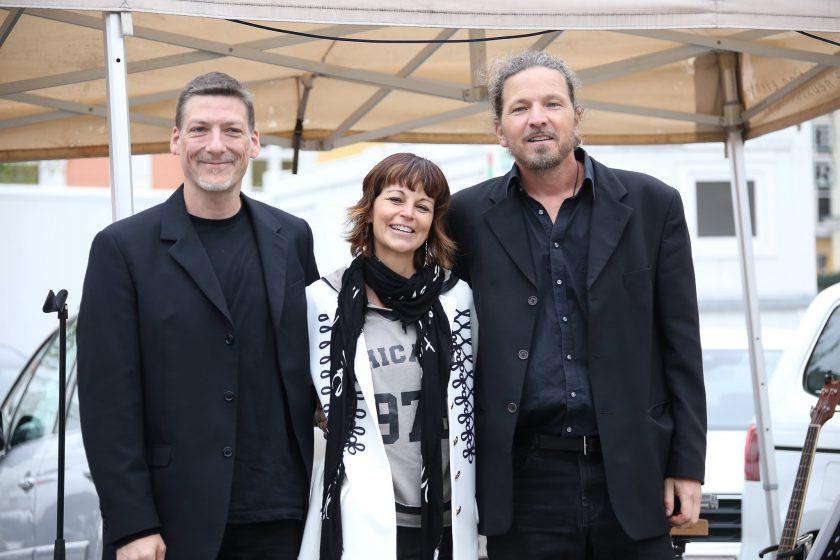 "LYN VYSHER TRIO beim ""bunten Stadtfest"" in Wr. Neustadt"