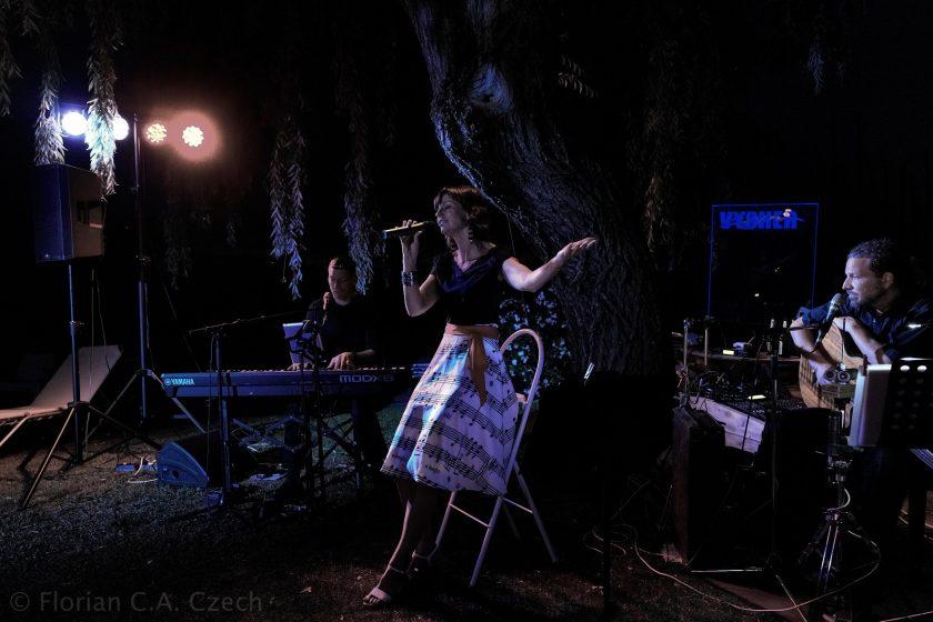 Lyn Vysher Trio – Weihnachtkonzert ONLINE