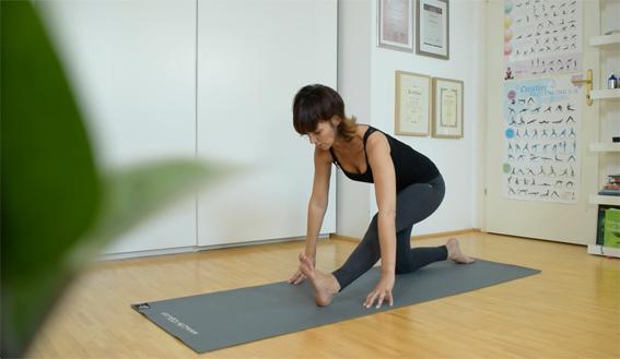 Newsletter für Lyn Yoga anmelden alias Evelyn Fischereder
