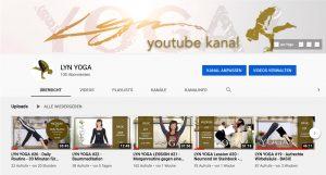 Die ersten 100 Abonnenten sind auf meinem YouTube Kanal eingetroffen.