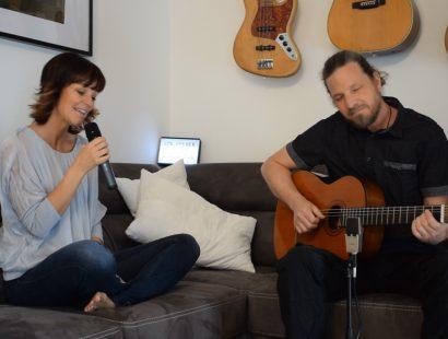 ZUHAUS – Lyn Vysher & Martin 'Moz' Matzinger – unplugged
